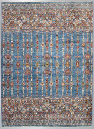 Suzani Khorjin Fine Veg Dye Rug (Ref 108) 251x180cm