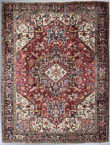 Heriz Vintage Persian Rug (Ref 174) 335x245cm