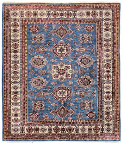 Kazak Farahan Fine Veg Dye Rug (Ref 505) 286x247cm
