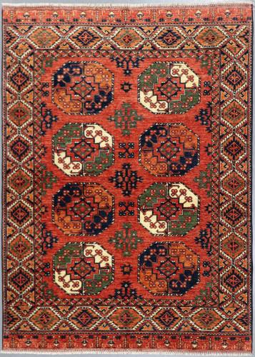 Ersari Fine Veg Dye Rug (Ref 805) 233x175cm