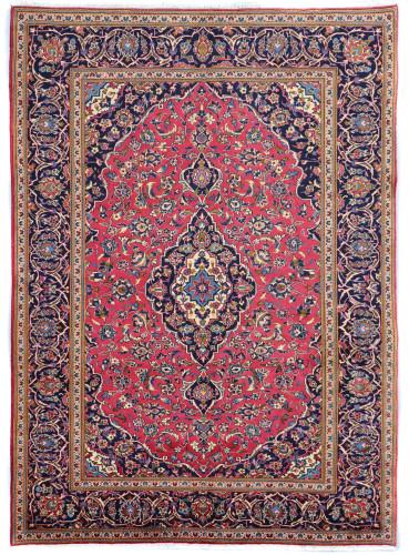 Kashan Persian Rug (Ref 605) 342x247cm