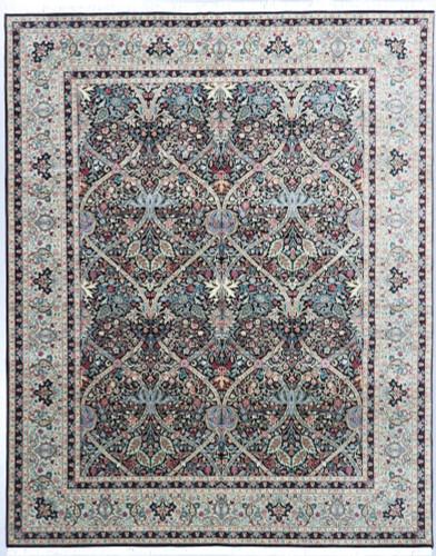 Fine Masterpiece Sesham Jaipur Rug (Ref 102) 305x247cm
