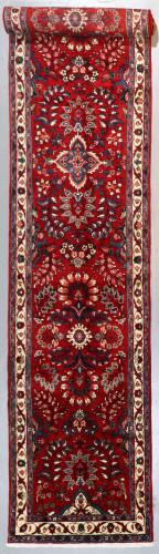 Hamadan Lilian Vintage Persian Runner (Ref 598) 457x87cm