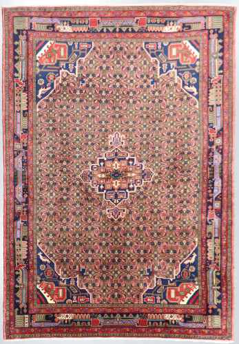 Hamadan Malayer Persian Rug (Ref 76) 300x200cm