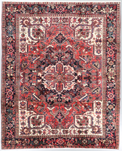 Heriz Vintage Persian Rug (Ref 144) 310x250cm