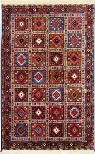 Yalameh  Village Persian Rug (Ref 710) 245x150cm