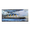 RMS Titanic Ocean Liner Metal Model Painting