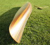 Cedar Strip Built Canoe Matte Finish Woodenboat USA