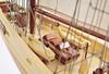 Schooner Bluenose II Wooden Model Fully Built Rigged