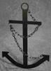 Handcrafted Navy Ships Metal Anchor Nautical Decor