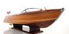Riva Ariston Speed Boat Scale Model Italian