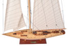 Endeavour Classic Wood Yacht Model Americas Cup J Boat