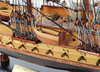 USS Constitution Wooden Tall Ship Model Old Ironsides