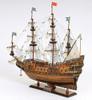 Swedish Vasa Wasa Model Tall Ship Sailboat