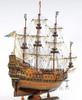 Swedish Wasa Wooden Model Tall Ship Boat