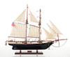 Harvey Baltimore Clipper Model Tall Ship Schooner