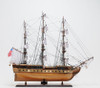 USS Constitution Old Ironsides Tall Ship Model