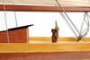Shamrock V Americas Cup Yacht Wooden Model