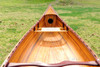 Cedar Strip Canoe Wooden Boat Woodenboat USA