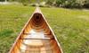 Cedar Strip Built Canoe Wooden Boat Woodenboat USA