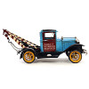 1931 Ford Model A Tow Truck Metal Car Model
