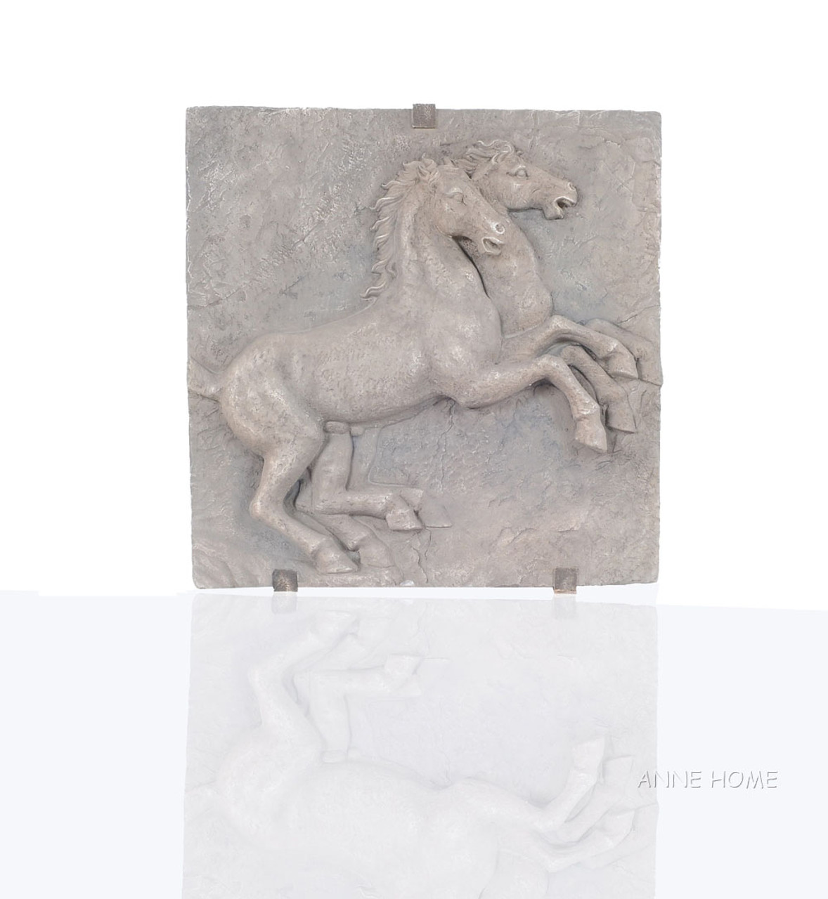 Horse Wall Art Plaque Country Western Hanging Decor