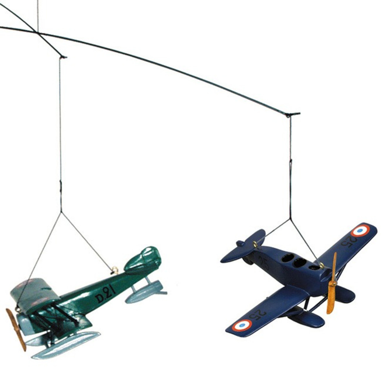 1920 Hanging Airplane Flight Mobile Authentic Models