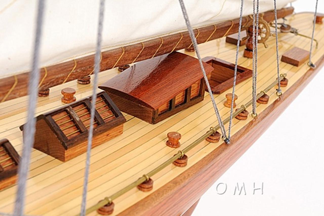 Shamrock America's Cup  Model J Boat Sailboat