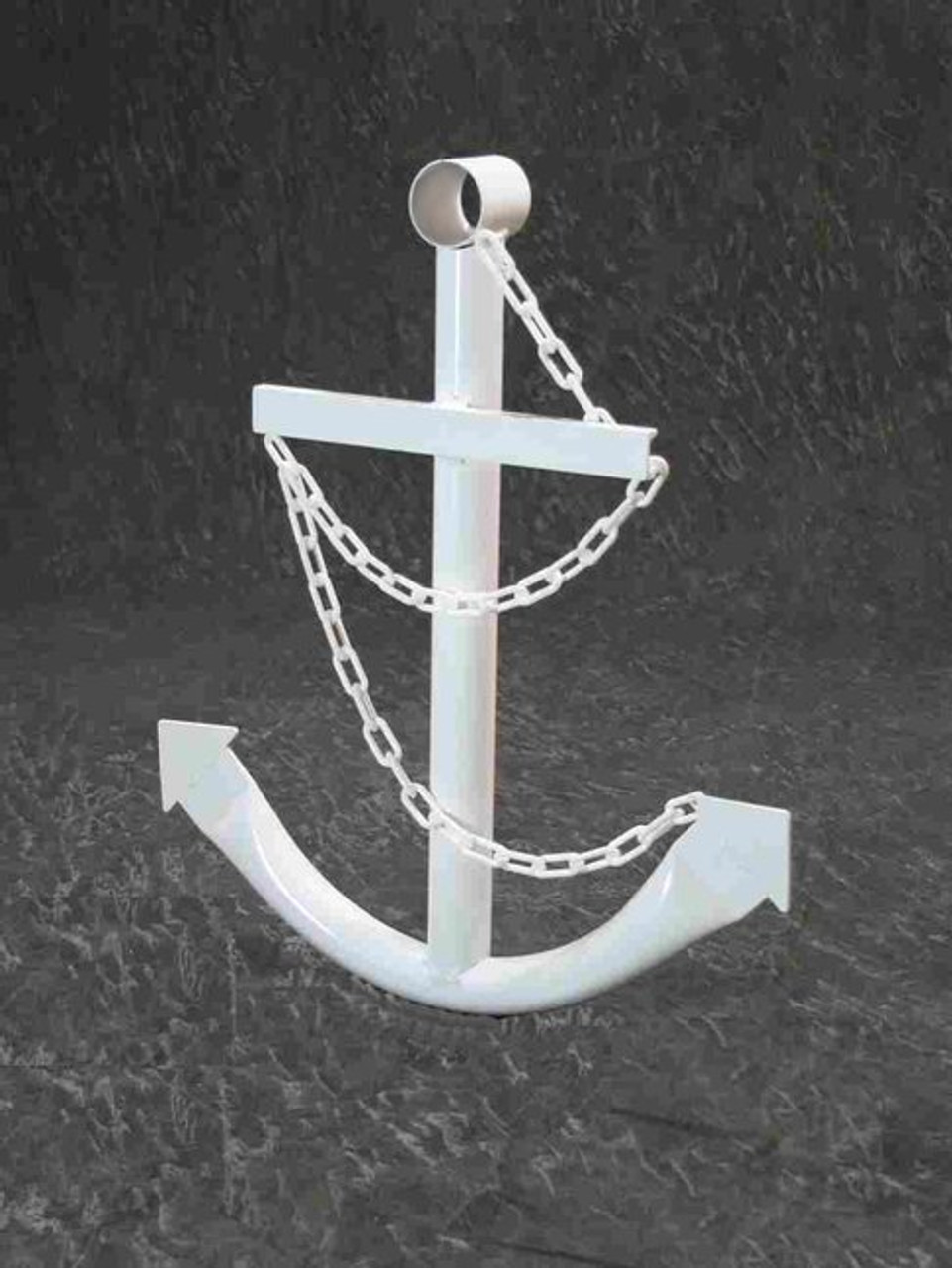 Handcrafted Anchor Nautical Wall Decor Accent Plaque