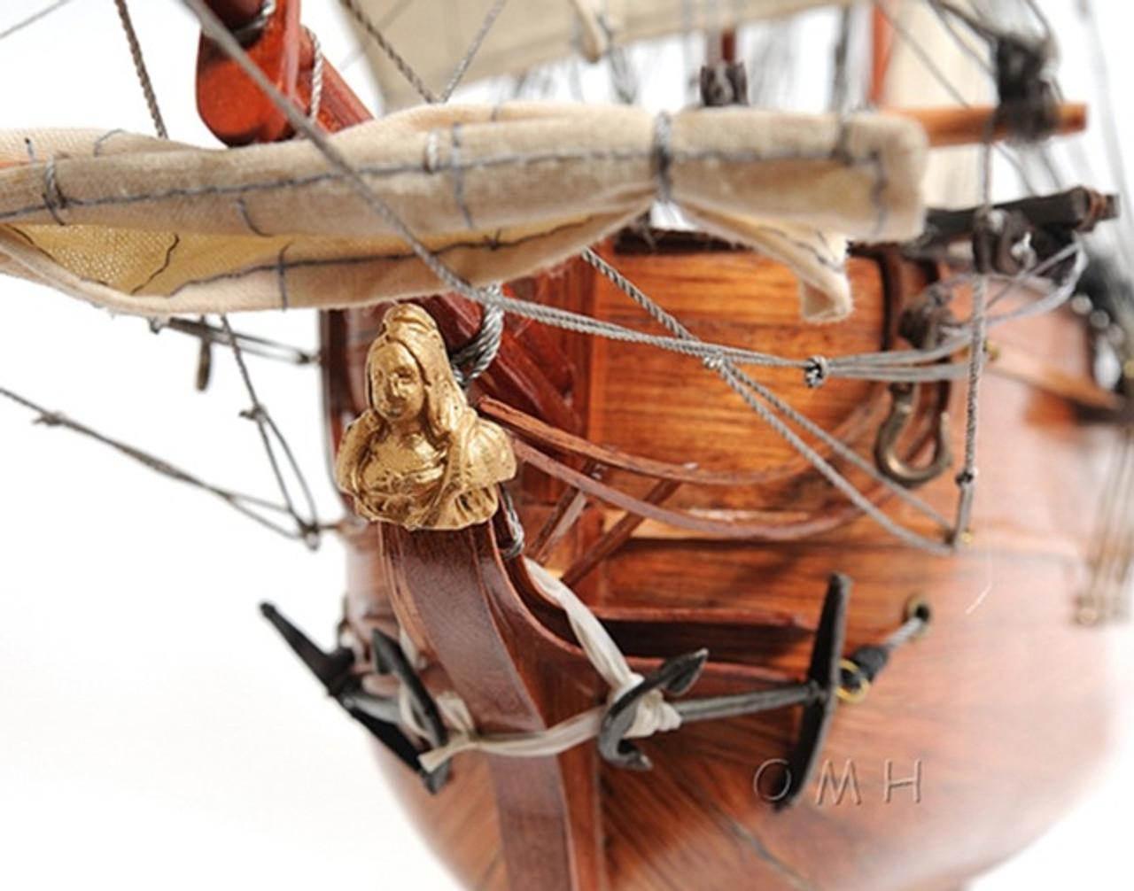 Brig Lady Washington Model Tall Pirate Ship