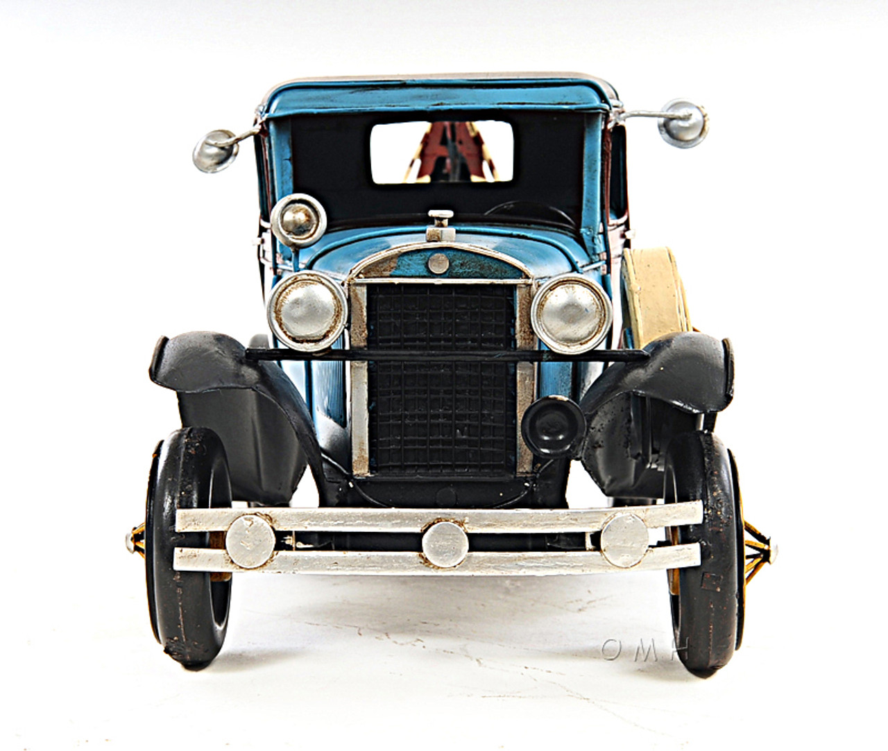 1931 Ford Tow Truck Metal Desk Car Model