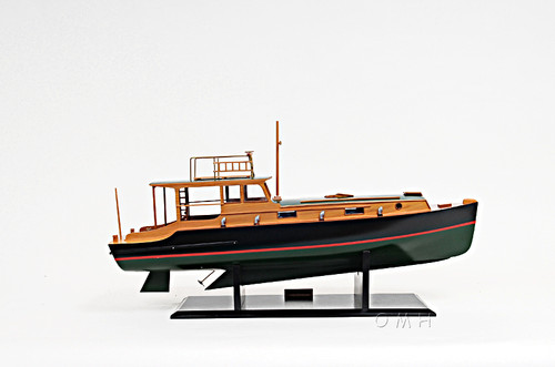 Ernest Hemingways Pilar Fishing Boat Model Motor Yacht