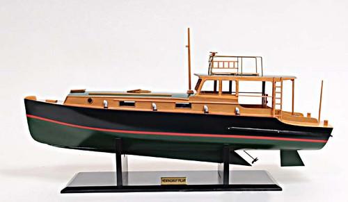 Ernest Hemingways Pilar Fishing Boat Model Motor Yacht