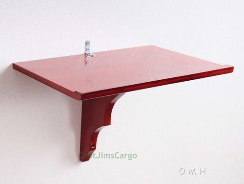 Wall Mount Display Shelf Tall Ship Sailboat Models