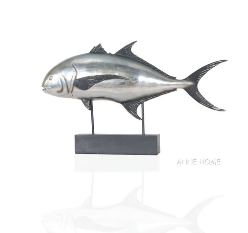 Crevalle Jack Fish Mount Fishing Man Cave Decor