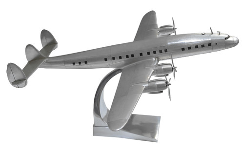 Lockheed Super Constellation Airliner Airplane Model Desk Top