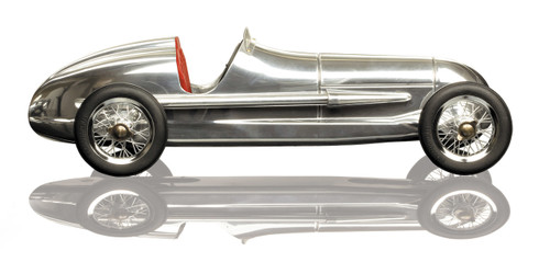 Red Seat 1934 Silver Arrow Silberpfeil Model