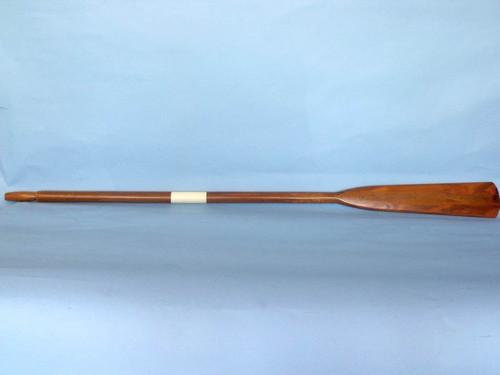 Decorative Yacht Tender Rowing Boat Oar Wooden Hooks