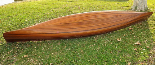 Cedar Wood Canoe Without Ribs Woodenboat USA