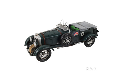 1931 Bentley Blower 4.5 Litre Model Le Mans Racing Car