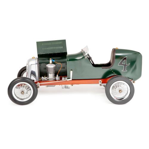 Green Bantam Midget 1930s Tether Car Model