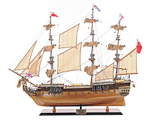 HMS Surprise Model Tall Ship Master Commander