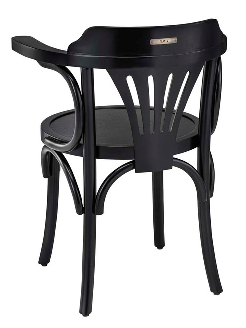 Home Office Desk Navy Chair Black Wooden Furniture
