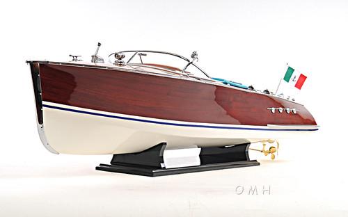 Riva Triton Speed Boat Runabout Model Power Motor Yacht