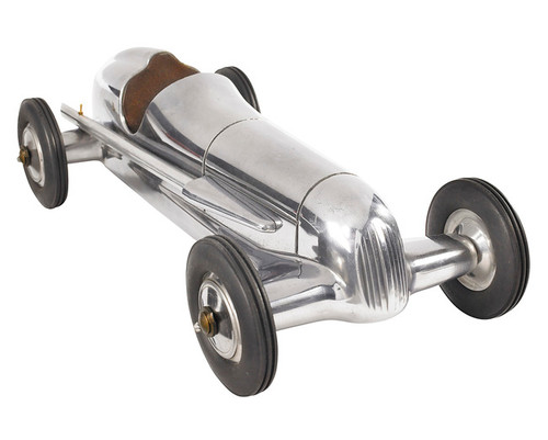BB Korn Indianapolis Tether Car Aluminum Model
