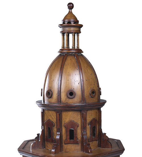 Duomo Due Architectural 3D Wooden Model Dome