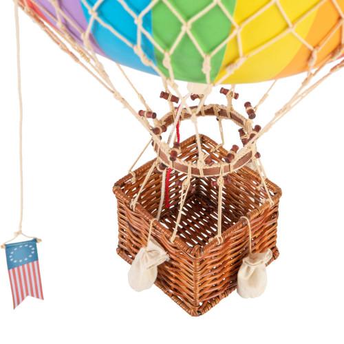 Royal Aero Rainbow Balloon Decorative Hanging Decor