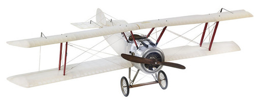 Transparent Sopwith Camel Biplane Model Plane AM