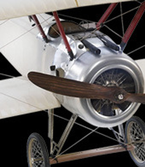 Transparent Sopwith Camel Biplane Model AM USA
