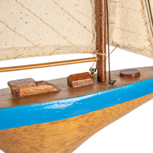 America's Cup J Boat Sailboat Mobile Hanging